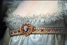 Are your assets high enough for your Regency gown? / Just compare and draw your own conclusions.