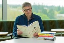 Bill Gates Reading List / Bill Gates publishes every year his choice of books for that summer. Many people enjoy his suggestions which is why we started this board as a central hub to collect all his suggestions.  Your reviews and remarks are more than welcome!