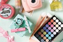 Gifts for the Young & Fab / Grab her gifts that are as fun as she is. Bring the color & sparkle this Christmas with makeup, perfume & hair products from Benefit, NYX, Marc Jacobs & more.  For more gift ideas for the Young and Fab, click here: http://ulta.ps/pkS3gg