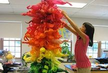 School-Wide Collaborative Projects / by The Art of Education