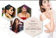 BeeJewelled Bloggers / We got India's top fashion bloggers on board to show you how they style their favourite BeeJewelled picks from brunch to supper.  http://tinyurl.com/hqawv98