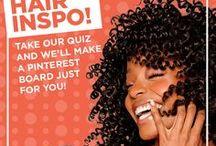 Gorgeous Hair Event Quiz