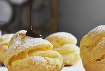 Pastries! / Recipes and inspo for the flakiest pastries.