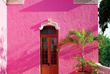 Interiors - Mexicana style / Mexican and Spanish style inspiration