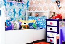 kids spaces / by Sally Cooper