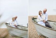 PHOTOGRAPHY&COUPLES / Couples' photography, pre-wedding and engagement shoot ideas (styling, feel, locations)