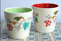 Cups and mugs and glasses / receptacles and beverages!!