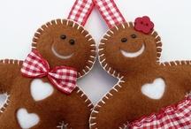 Gingerbread Folks / by Simply Lea