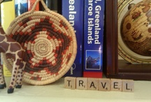 Going Global / Always dreaming of travel.  Some of the amazing places that I have been!