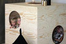 CHILDREN'S ROOM / Children's room. Barnrum. Lastenhuone.