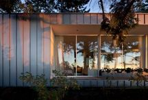 HOLIDAY HOUSE / Summer house. Cabin. Architecture. Leisure house. Small house. Petit.