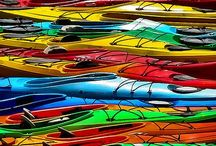 Boats And Floats / by Diane Reheis