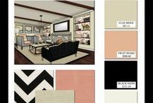 Designs / Interior Design inspiration!