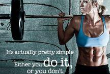 Fitness & Health / by Christina Keeney