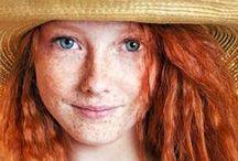 Redhead / by Fiffy