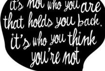 Words of Wisdom / by Katherine Salt