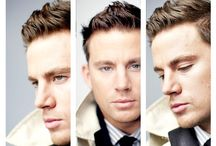 Christian, Johnny, & Channing. OH MY! / by Alexandra Wong