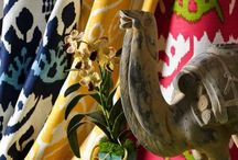 Fabric Art / by Diane Reheis