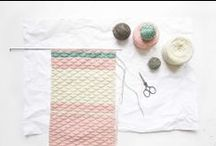 ★Sewing, Knitting and Crocheting★ / by ⓗⓞⓝⓔⓨ