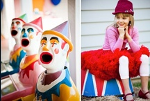 circus party ideas / by Sally Cooper