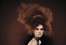 Frizz Collection / The highly sought after Eric Fisher Salon team enjoys celebrity status around the globe for their award winning portfolio and trend breaking hair designs.