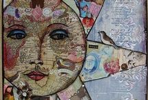 Decoupage et Collage / by Diane Reheis