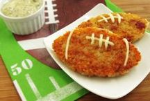Gameday Grains / Rice bites for your gameday tailgating.