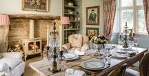 Unique Dining Areas / Our guests make the kind of dinner parties they'll talk about for years to come