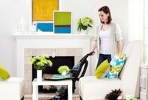 Spring-Cleaning / Your annual spring-cleaning efforts have just become that much easier!