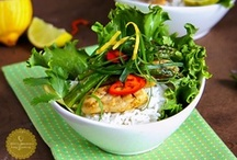 Rice Salads / Delicious rice salad recipes to inspire your next meal!