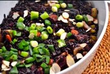 """Forbidden"" Favorites / Black Rice recipes reserved for Your Royal Highness!"