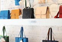 Handbags, purses and clutches / by Samiha Samin