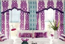 Pantone Color of the Year 2014: Radiant Orchid / The 2014 Pantone color of the year is Radiant Orchid - so bold and bright!