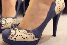 These Shoes are Made for Walking....one day / by Elaina Dimond