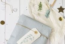 | m e | PARTY | wrap | / Many pretty ways to wrap up your carefully chosen (or DIY) gifts. I love neutrals, but a touch of color could be nice too. For more (holiday) giftwrapping, please visit my other SEASON boards. Every once in a while I will sort out the images and move them to a board that matches that particular style. But this is a great board to follow if you like to have a regular stream of unsorted gift-wrapping ideas because I add pictures almost daily. Love, | m e |