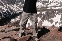 Quandary Peak, my 1st 14er. / Impromptu decision while visiting Colorado this Summer with my 2 Brothers In Law.  / by Brent Montella