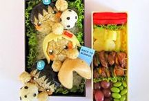 Bento Box Ideas to LOVE / Bento (弁当 bentō?)[1] is a single-portion takeout or home-packed meal common in Japanese cuisine.  Follow our board for inspiration to take Hinode rice to a whole new bento box level!