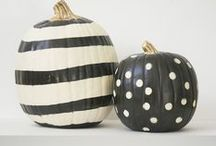 Halloween Party Ideas / Halloween decor DIYs, Halloween party decor, food for Halloween, props, centerpieces...don't be scared. All Hallows Eve only comes once a year.