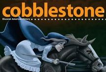 Cobblestone Magazine Covers