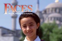 Faces Magazine Covers