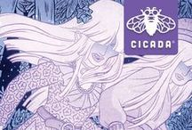 Cicada Magazine Covers