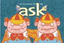 Ask Magazine Covers