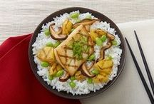 Calrose Rice – World's Best Rice / Recipes for the world's best rice. Fill your plate with Hinode Calrose Brown and White Rice. Naturally gluten-free.