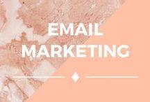 △ email marketing △ / Email, newsletter, creatives, creative biz, entrepreneur, solopreneur, biz owner, business, blogging