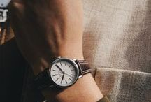 Watches and Jewellery / by Anneke Short