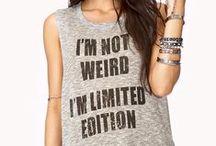My style... wannabe / Clothes I wish I had, looks I wish I could pull it off...