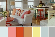 Home Sweet Home Decorating / I'm always looking for cool ideas and figuring out cheaper ways to duplicate / by Sharon Lovoy