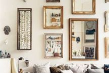staging & styling. art studios & home decor.