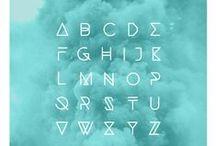 Typography LOVE!