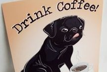 ღ jΔVΔ  jÌVモ . . ㄥ◯∨モモモ / What could be better than Coffee and Dogs? / by ᄂYПDΛ